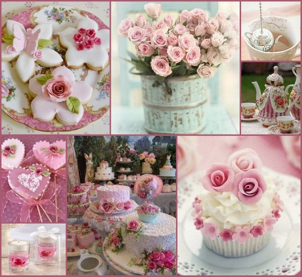 tea party inspiration for bridal shower birthday party or friends gathering and tea party favors