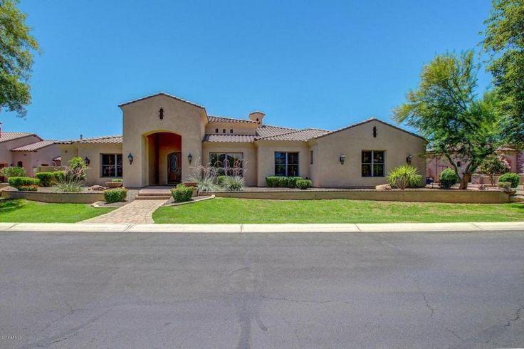 Residential for sale - 3159 E PORTOLA VALLEY Court, Gilbert, AZ 85297