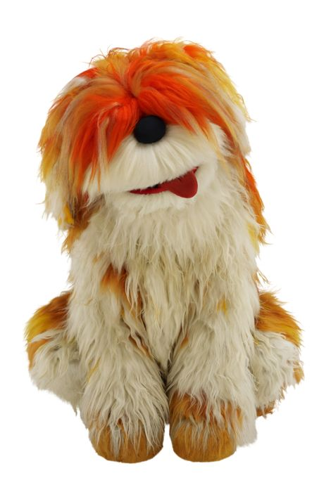 I had a horrifying nightmare as a kid of this murderous dog from Sesame Street. I've never forgot or forgiven!