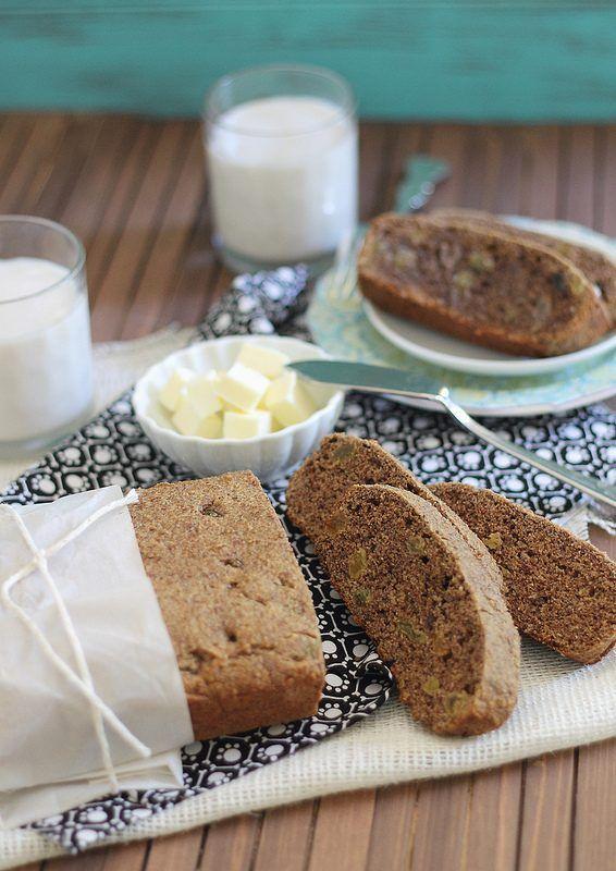cinnamon raisin bread coconut flour almond flour cinnamon raisin bread ...