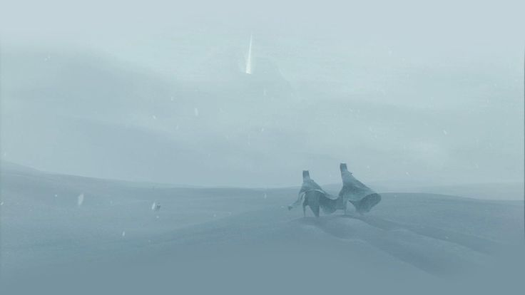 A wonderful article on one of my favourite games, JOURNEY