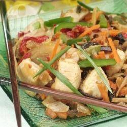 Smażony kurczak po chińsku @ allrecipes.pl