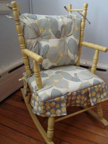 rocking chair rocking chair covers rocking chair makeover rocking ...