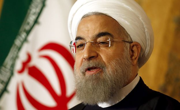 "As the war of words between Riyadh and Tehran continues, Iranian President Hassan Rouhani accused the kingdom of meddling in the affairs of other countries and abusing the Yemeni people. In addition, he said that Saudi Arabia made a ""strategic mistake"" when it chose to consider the US and Israel friends. {PROPHECY: 'LATTER DAYS' GOD'S FIERCE ANGER AGAINST 'ELAM' (the ancient name of 'IRAN') - Jeremiah 49:37-39}"