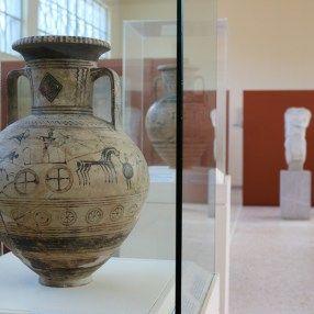 paros museum greece