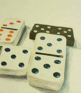 ArtRoominations {musings from the art room...and more}: Fun and Games Drawings