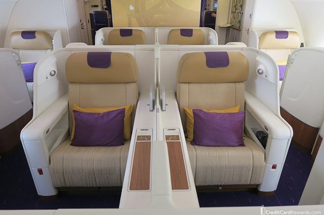 Thai Airways A380 first class from Frankfurt to Bangkok taking the long way to Thailand lol. Flew this once from Hong Kong to Bangkok so I know I'll get some good sleep in my @ThaiAirways PJs. #luxury #neverpayretail . . #rewardslife #creditcardrewards #trip #creditcardpoints #luxurytravel #travelrewards #pointslife #traveling #flying #aviation #vacation #luxuryhotels #airlines #hotels #instaplane #travelhacker #amazing #travelgram #livingthedream #luxury #yolo #wanderlust #avgeek…