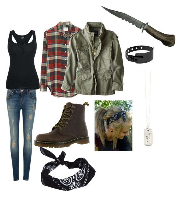 Deanna Winchester by hi-im-weird on Polyvore featuring Band of Outsiders, American Eagle Outfitters, Ted Baker, Cast of Vices and ASOS