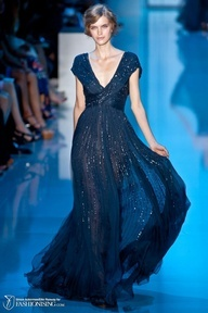 Such gorgeous dresses by Ellie Saab