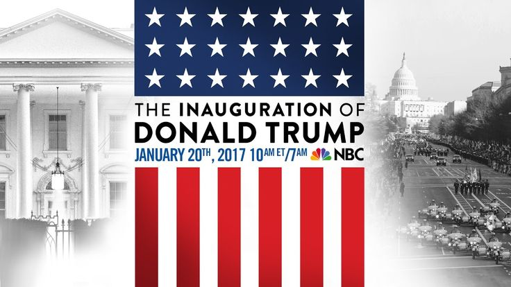 LIVE: The 58th Presidential Inauguration of Donald J. Trump 2017   NBC News