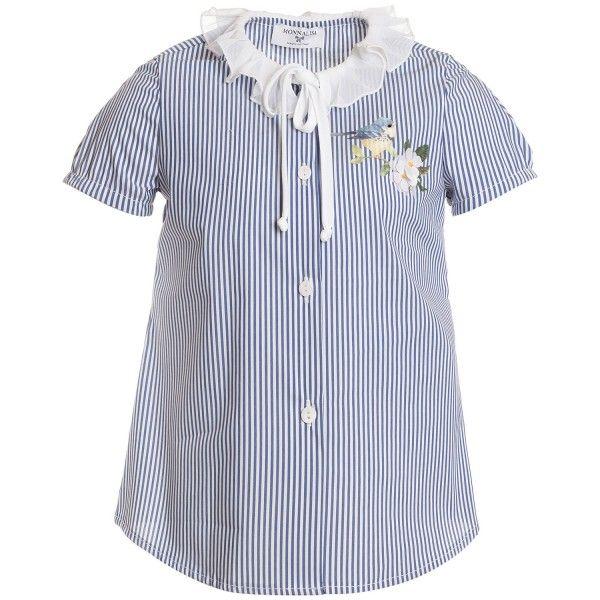 Рубашка из джерси
