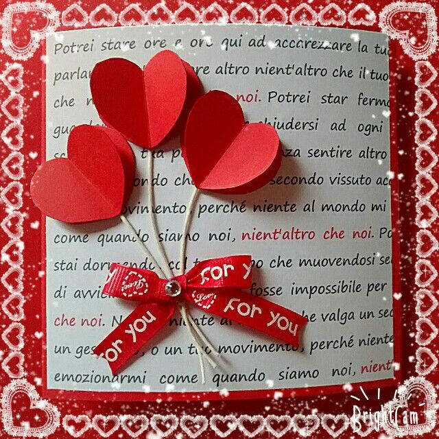#madeforyoucreations #diy #gift #fashion #regalo #momentispeciali #happy  #happyday #bello  #scrapbooking  #handmade #specialmoments #felicità #happiness #nuovacreazione #newcreation #amico #friend #auguri #affetto #bestwishes #amore #love #sanvalentino #stvalentine #happyvalentinesday #lovers #fidanzati #tutorial #Valentinesday