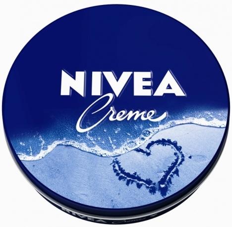 Nivea Crème Pure Love Limited Edition
