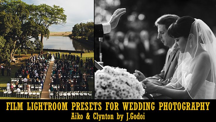 Film Lightroom Presets for Wedding Photography - Adobe Lightroom Presets and Adobe Camera Raw - ACR Delicious Presets