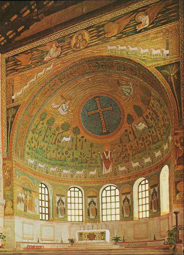 Mosaici bizantini (Ravenna, Italy)