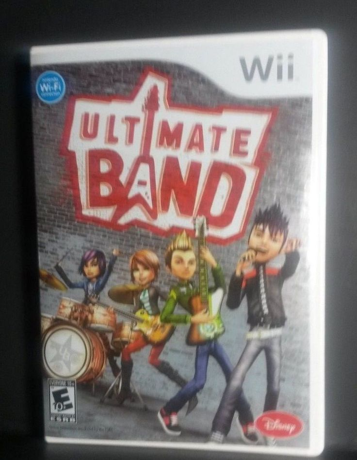Ultimate Band (Nintendo Wii, 2008) *H9* | Video Games & Consoles, Video Games | eBay!