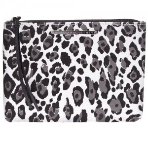 Stella McCartney, Printed Makeup Bag | She'll Never Know