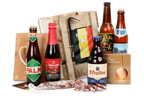 Kerstpakket 2017 Bierbox België