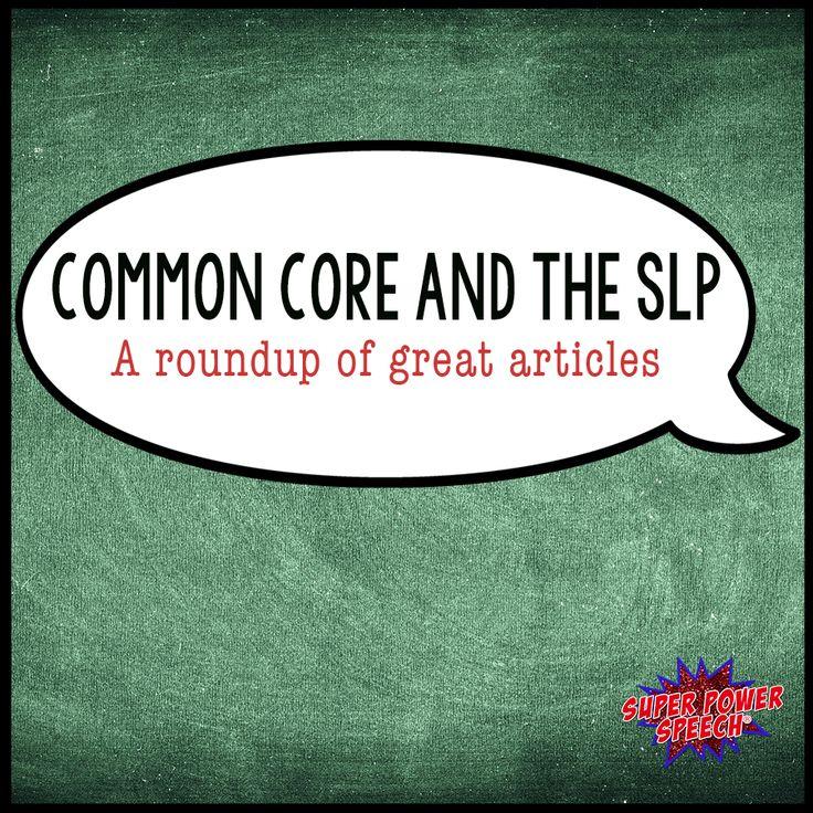 common core article