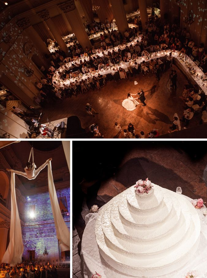 An amazing wedding in Italy