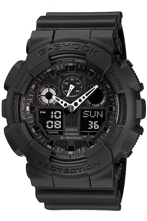 Casio G Shock Watch GA-100-1A1ER