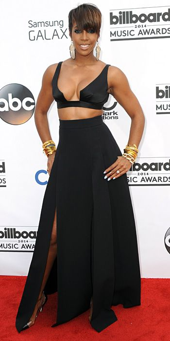 2014 Billboard Music Awards Red Carpet Fashions - Kelly Rowland from #InStyle