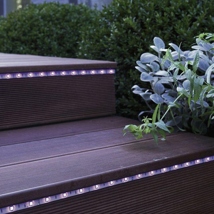 STRIP LED - Kit Ruban LED Extérieur Couleurs Changeantes L3m Lumihome