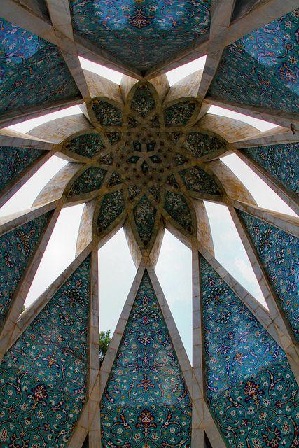 Moselum of Great Persian Poet Omar Khayyam, Nishapur, Khorasan, Iran.