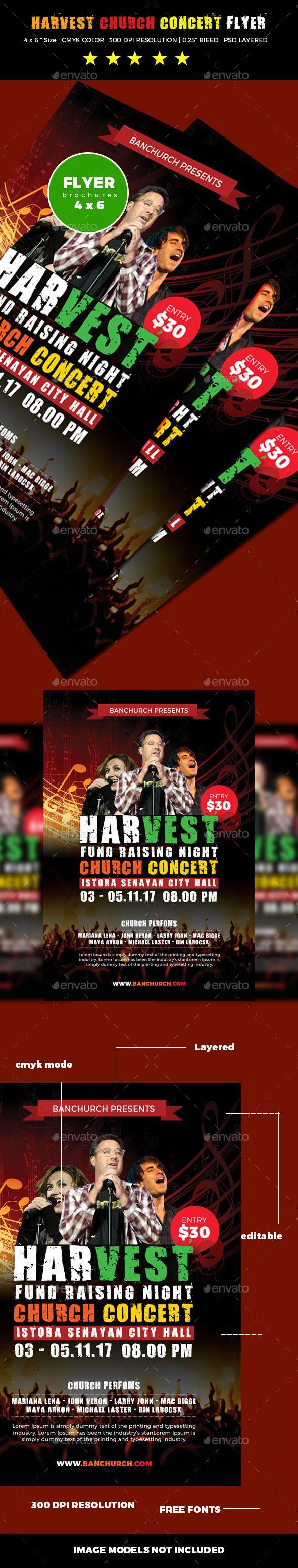 Harvest Church Concert