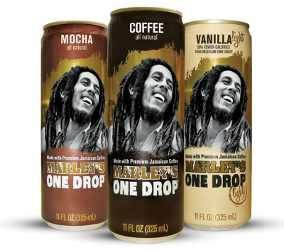 Marley's Ready-to-Drink Jamaican Iced Coffee