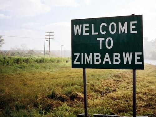 Zimbabwe. When I first see this! My heart will skip a few beats! I may die from happiness.