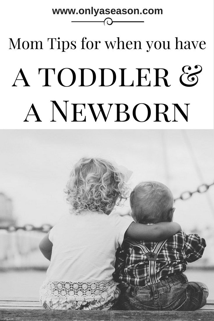 Read more for tips on brining home baby while having a toddler. Quick tips and reminders for mom with two under two.