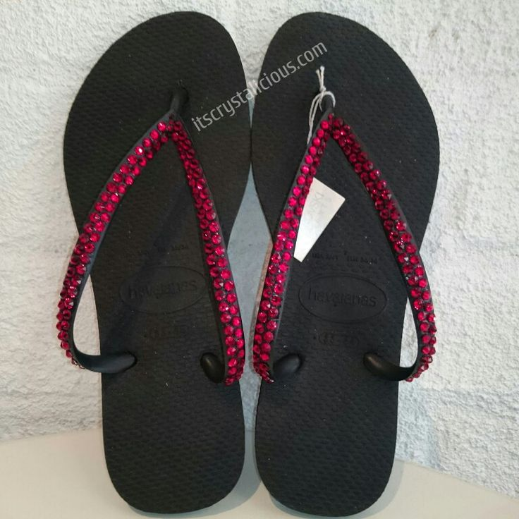 Why not add some @swarovski colour to your Havaianas this summer    Get 30% Off this weekend    NO CODE REQUIRED     www.itscrystalicious.com    Link in Profile    #sale #bling #swarovski