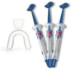 Kit Clareamento Dental Caseiro Whiteness
