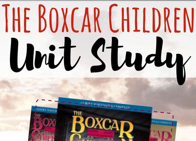 12 best boxcar children images on pinterest the boxcar children free homeschool unit study printables videos lesson plans for the boxcar children series fandeluxe Document