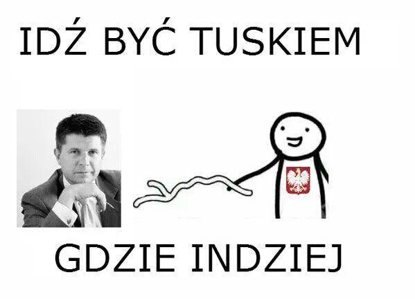Być Tuskiem