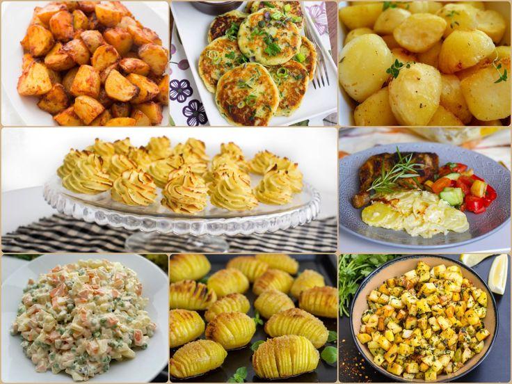 Mina bästa recept på potatis