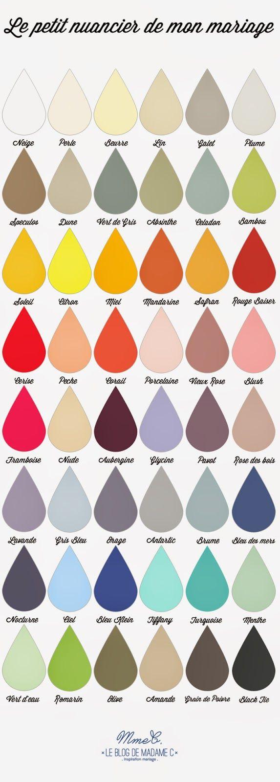 paleta color colores