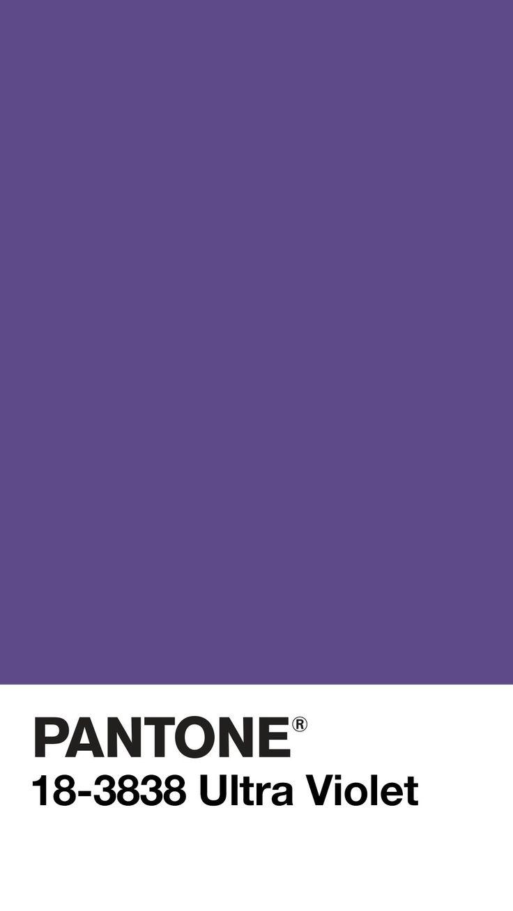 88 besten pantone ultra violet farbe des jahres 2018 bilder auf pinterest farbschemata. Black Bedroom Furniture Sets. Home Design Ideas
