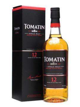 Tomatin 12 Year Old / Sherry Finish