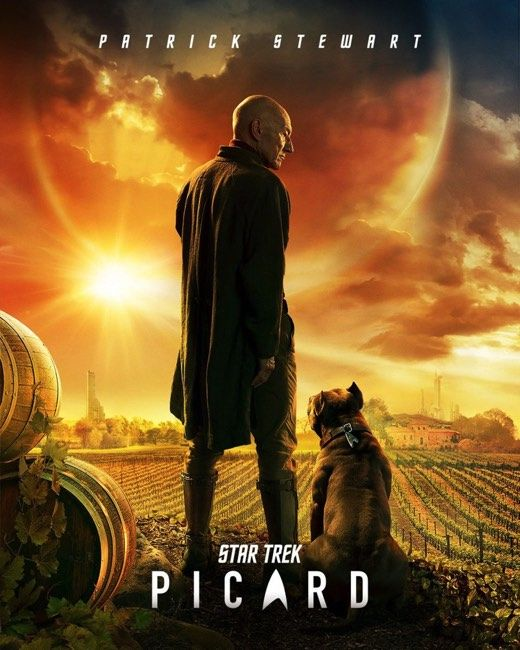 Star Trek: Picard Gets Amazing First Trailer