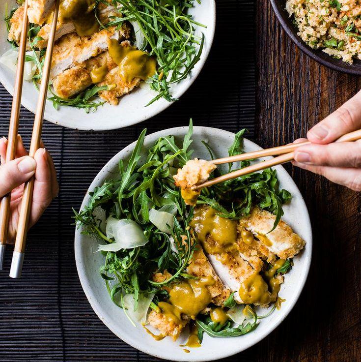 Healthy Chicken Katsu Curry Recipe In 2020 Katsu Curry Recipes Chicken Katsu Curry Recipes