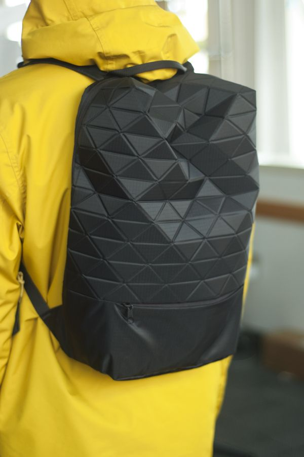 This is one fly backpack - Jet Pack by Aaron Puglisi