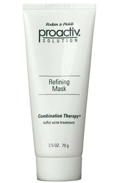 Acne products with sulfur