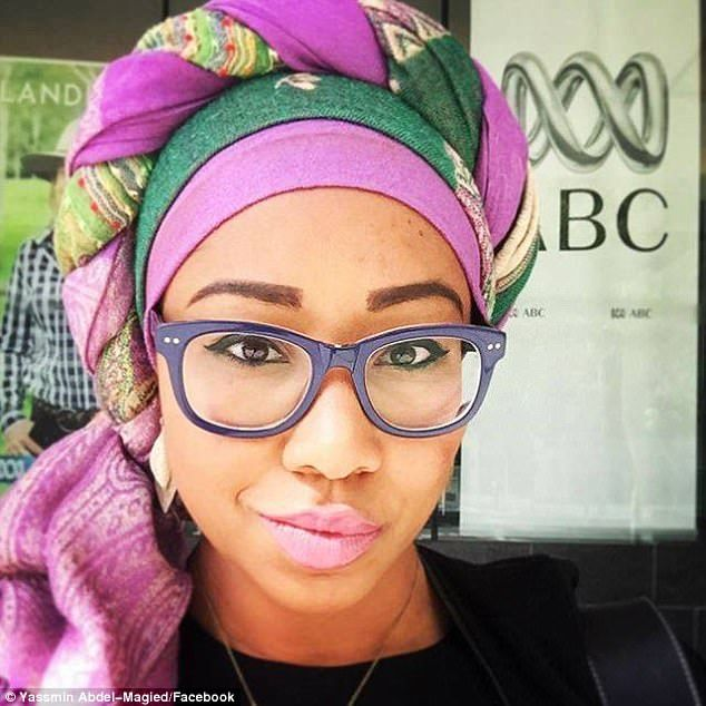 Muslim activist Yassmin Abdel-Magied (pictured) has had her ABC TV program axed, less than a month after making controversial comments about Anzac Day