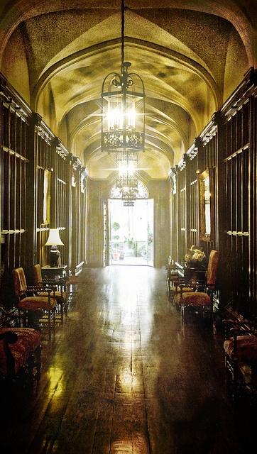 Casa Loma Hallway