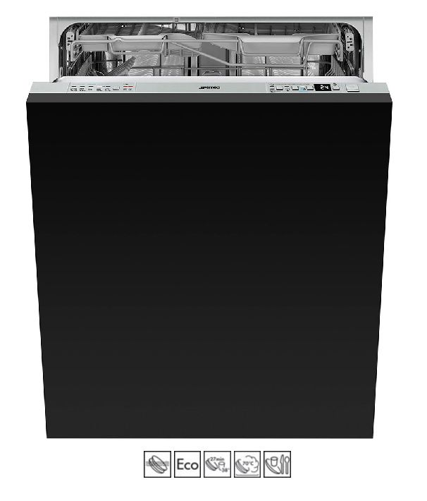 Smeg DI612E 60cm Fully Integrated Dishwasher
