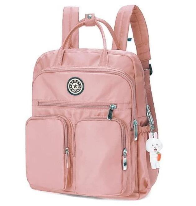 Women Backpack Multi-pocket Large Capacity Waterproof for Outdoor Travel