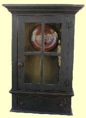 Hanging cupboard - I've always wanted a corner cupboard