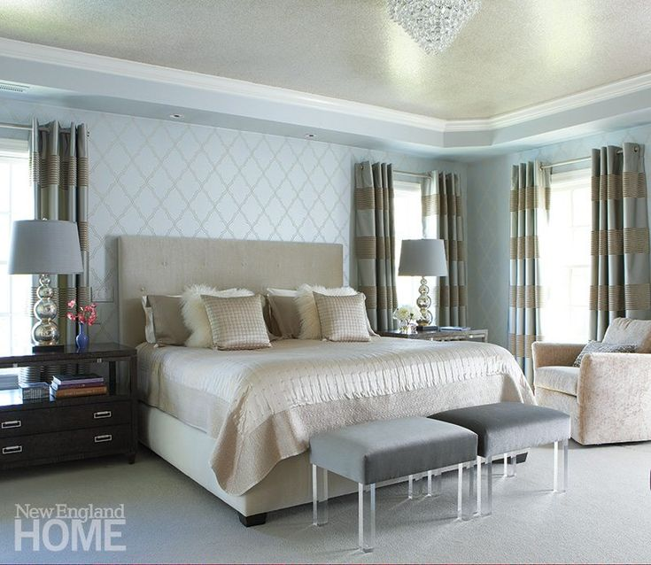 A clever designer takes a fresh look at her old possessions and brings a new glamour to her own classic colonial. A homeowner who calls on an interior designer may have in mind a top-to-bottom metamorphosis or a barely-there freshening up. The client's budget and the degree of displeasure with his or her surroundings figure into the scope of the project. But when the home is a designer's own—when she has invested in high-quality furnishings, but has grown weary of her dated spaces, when she…